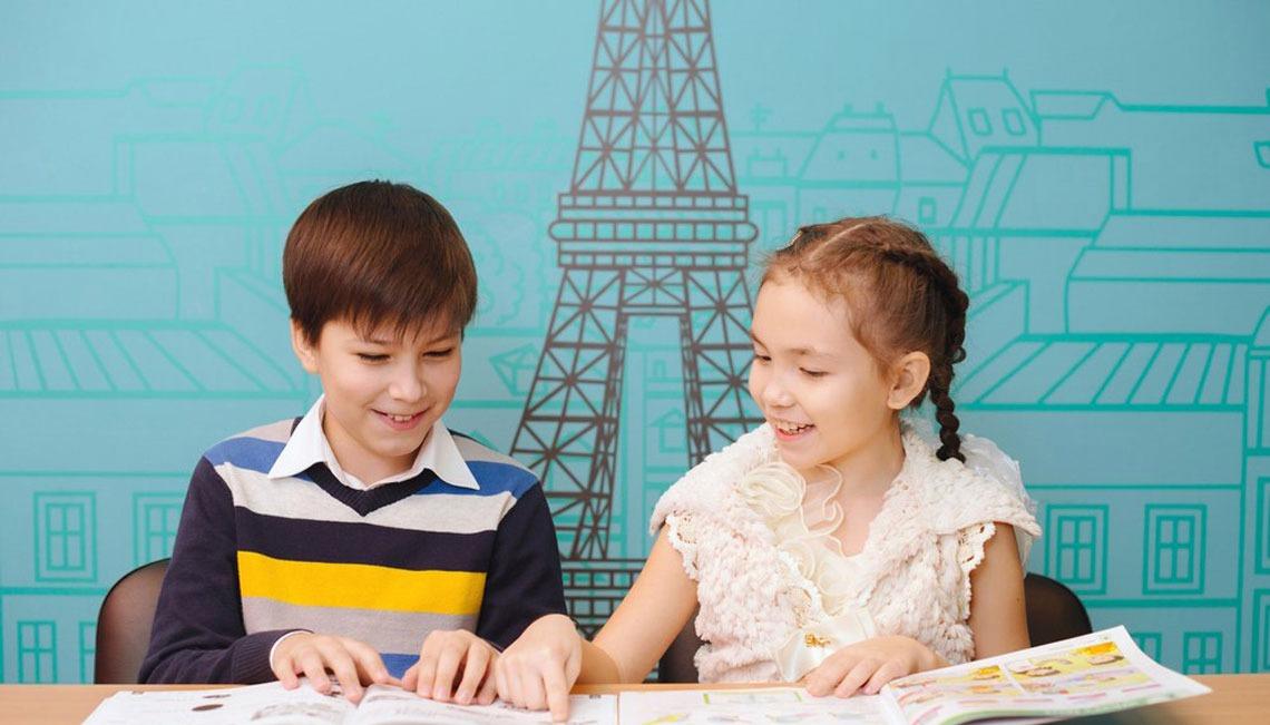 французский язык детям